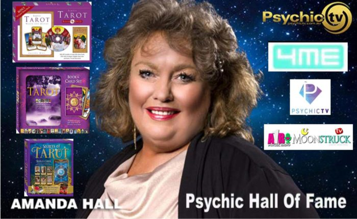 Amanda -Hall- Psychic-Astrologer