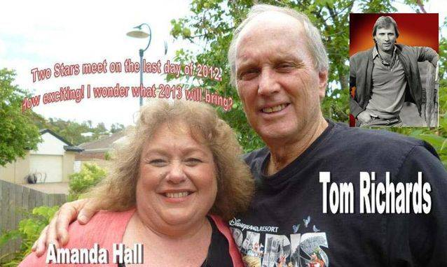Tom Richards - Amanda Hall