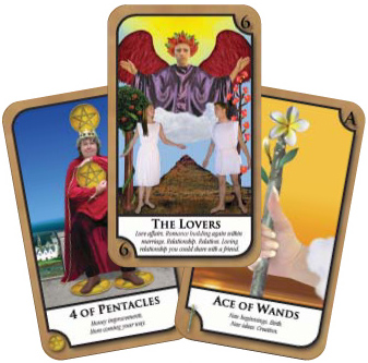 Simply Tarot Cards