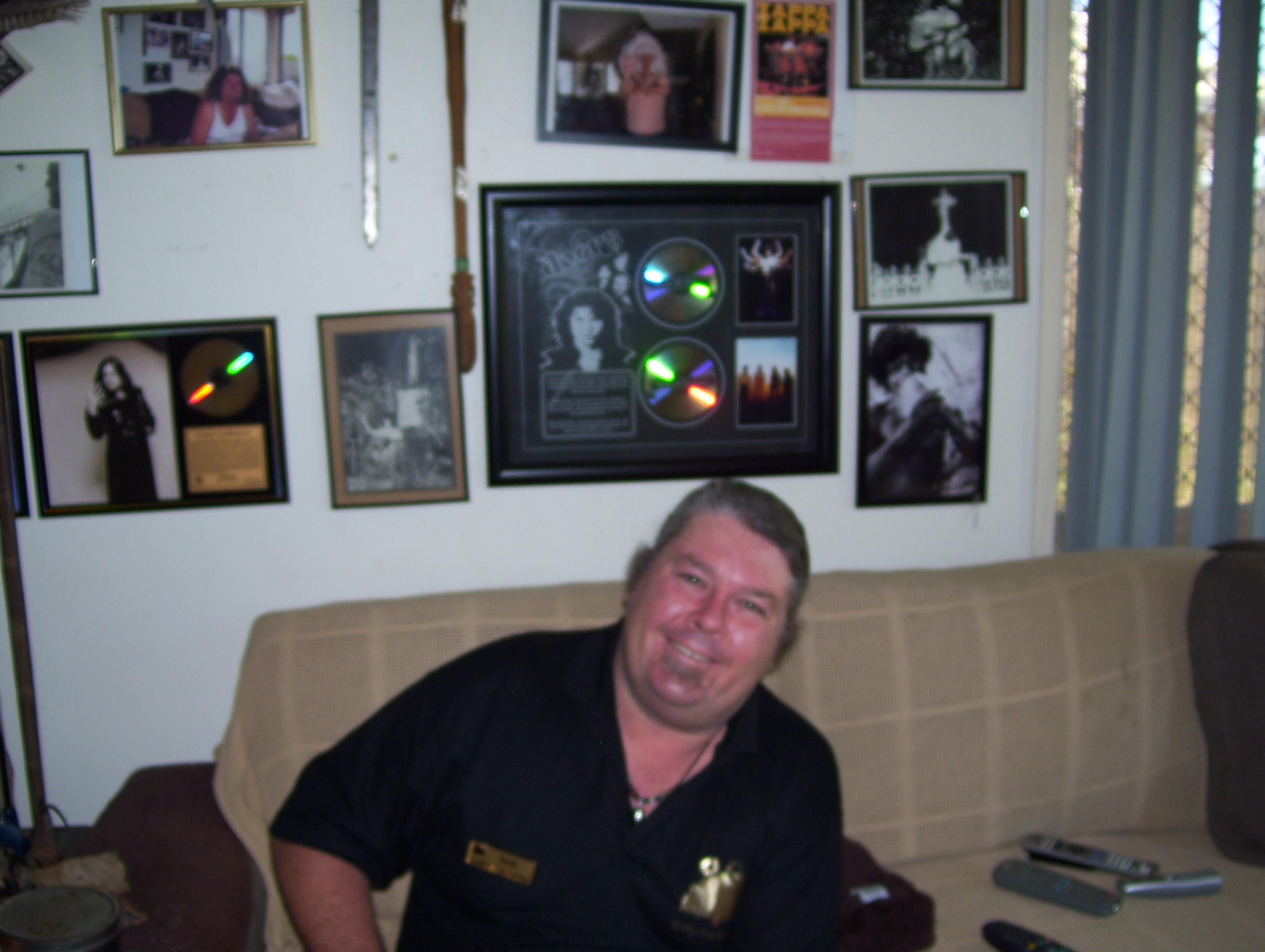 Jack Egerton Golden Tree Productions