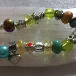 Good luck-23cm-bracelet-No2