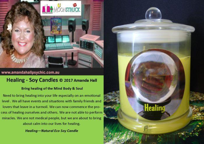 Healing-XLarge-candle-info