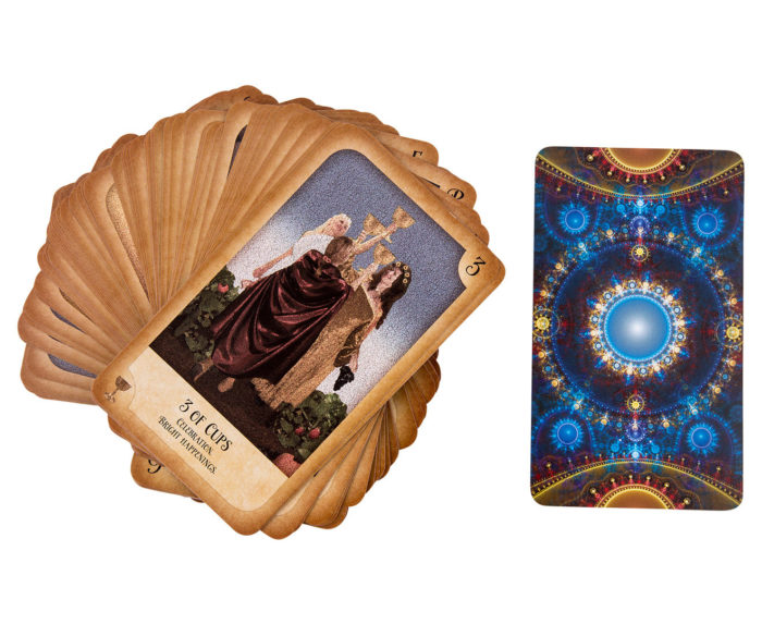 Secrets of tarot cards