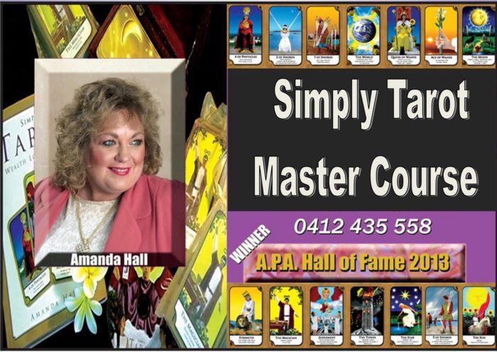 Simply Tarot Master course