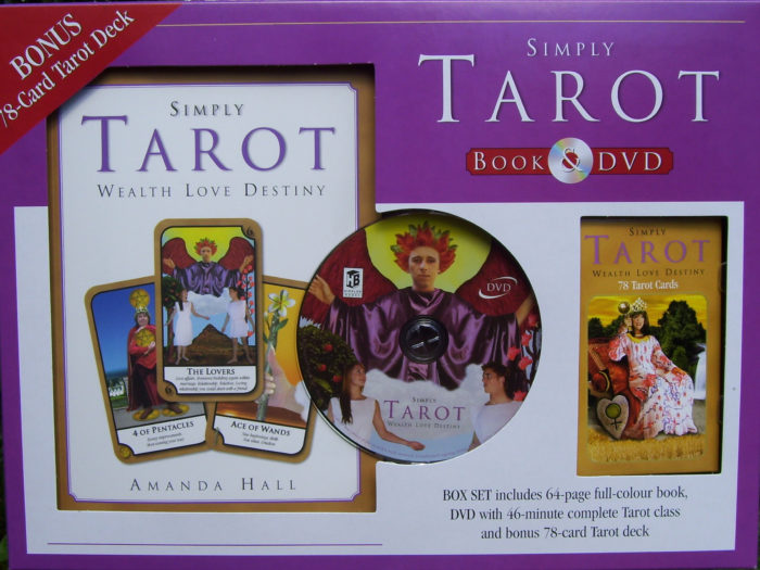 Simply Tarot with DVD
