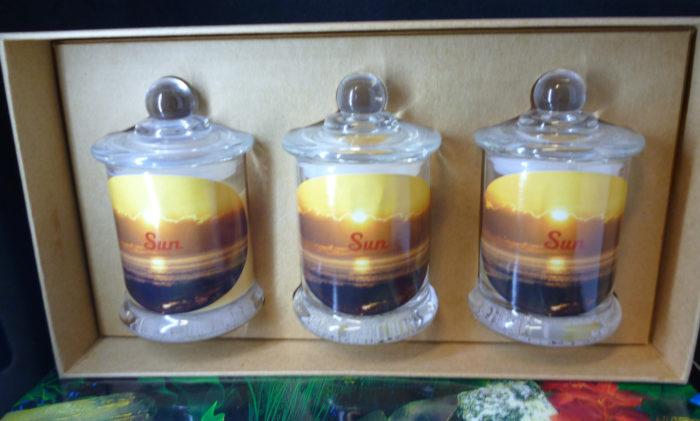 Sun-mini-candle
