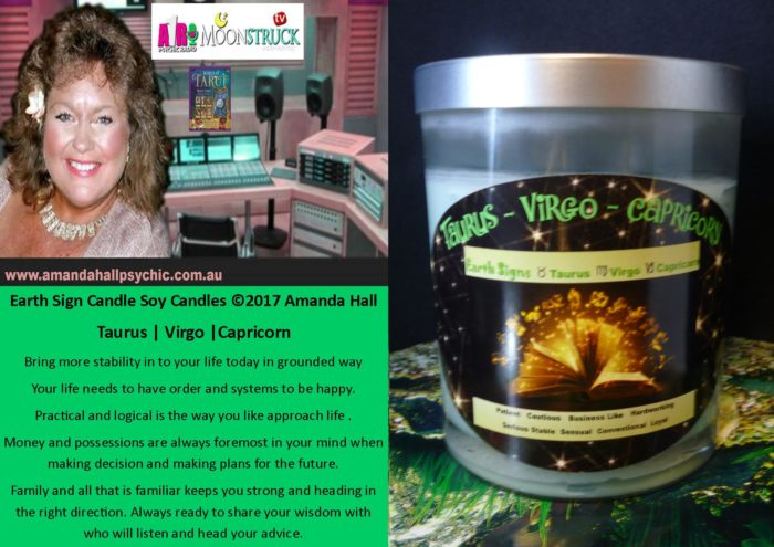 Earth-sign-XLarge-candle-info