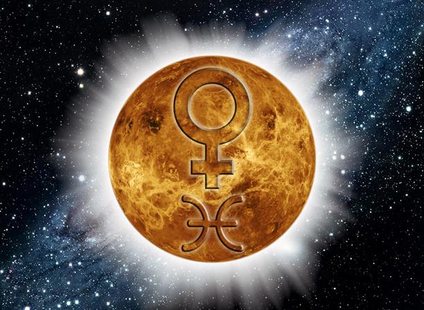 Venus-in-pisces