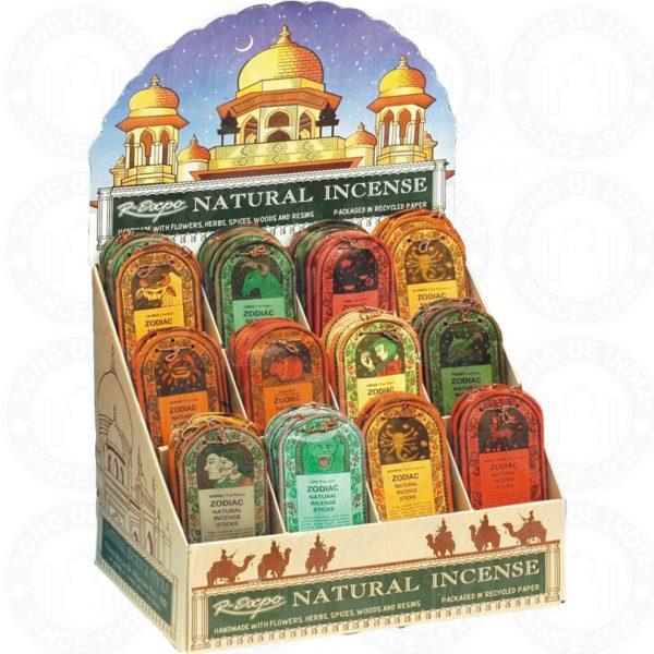 zodiac incense 1 picture
